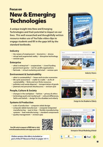 Page 5 - Focus Design Technology Resources 2019