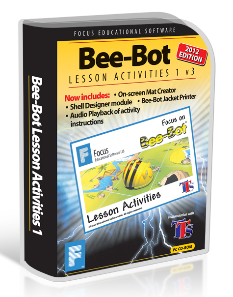 Bee Bot Software Resources By Focus Educational Software