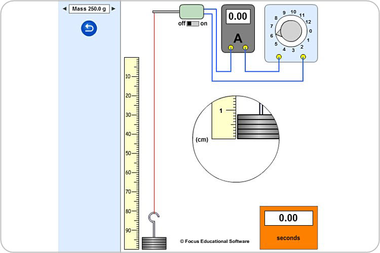Electric Motors Experiment By Focus Educational Software