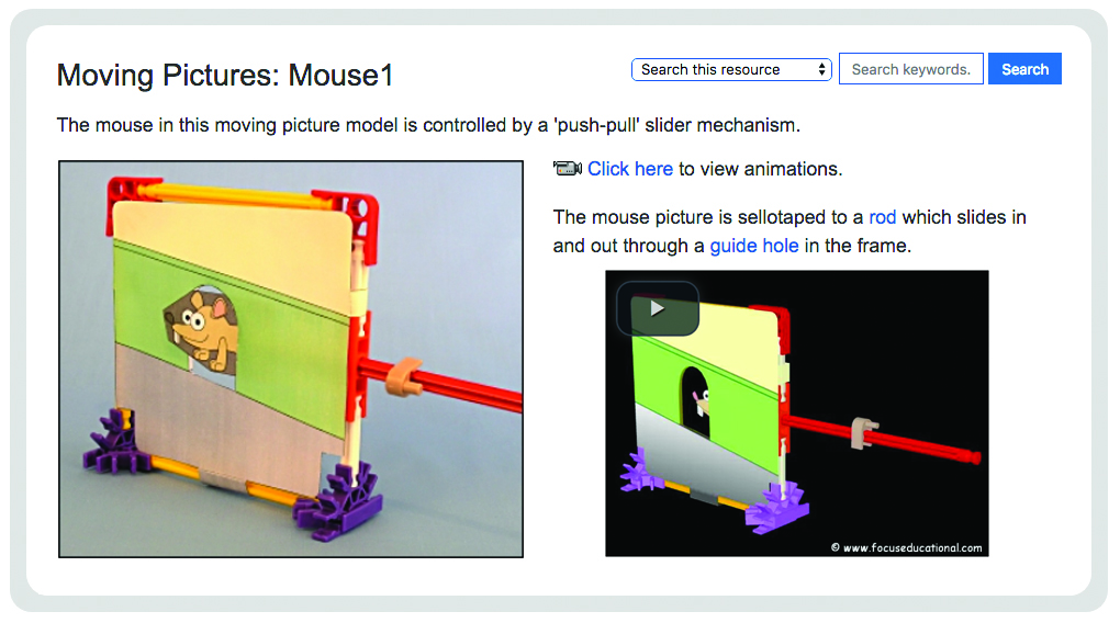 Moving Pictures: Mouse