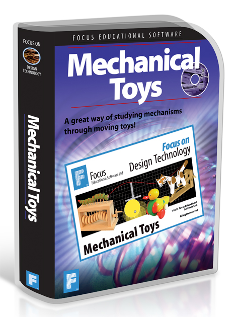 Levers And Linkages Toys. Mechanical Toys Design