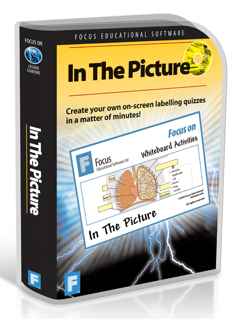 In The Picture Quizmaker by Focus Educational Software