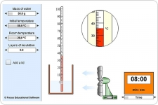 rates of cooling experiment