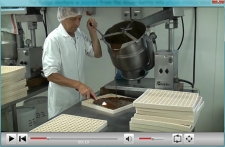 Clotted Cream Fudge Making at Roskillys
