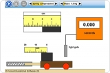 Energy Stored in a Spring Experiment Product Link
