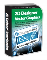 Focus 2D Vector Graphics Designer Product Link