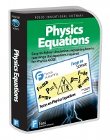 Physics Equations for GCSE Product Link
