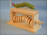 Wooden Caterpillar Model Kit Product Link