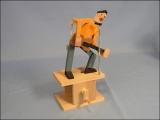 Wooden Guitarist Model Kit Product Link
