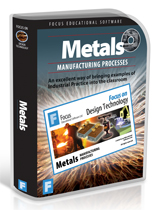 Design Technology: Metals Manufacturing Processes Product Link
