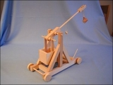 Wooden Trebuchet Model Kit Product Link