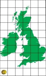 Bee-Bot UK Map Activity Mat Product Link