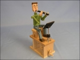 Wooden Woody Blues Model Kit Product Link