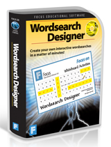 Wordsearch Maker and Designer Product Link